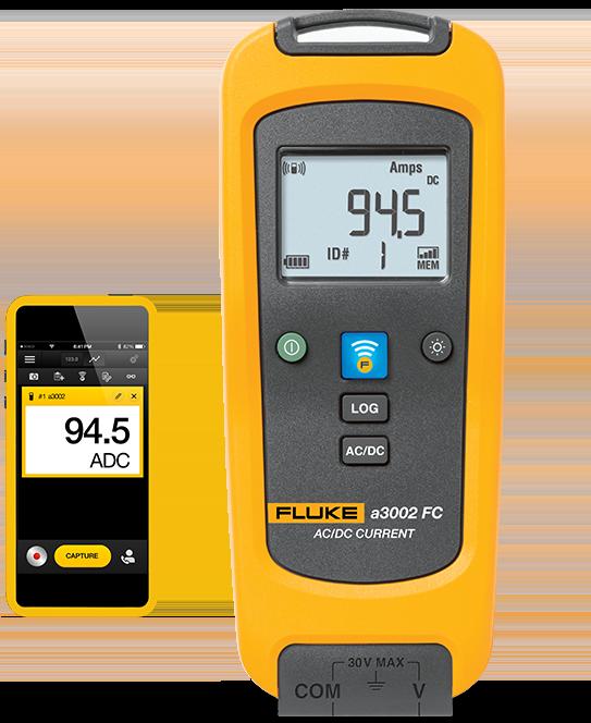 Fluke Fluke A3001 FC Wireless IFLEX AC Current Module A3001 FC