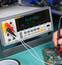 8846A Precision Multimeter