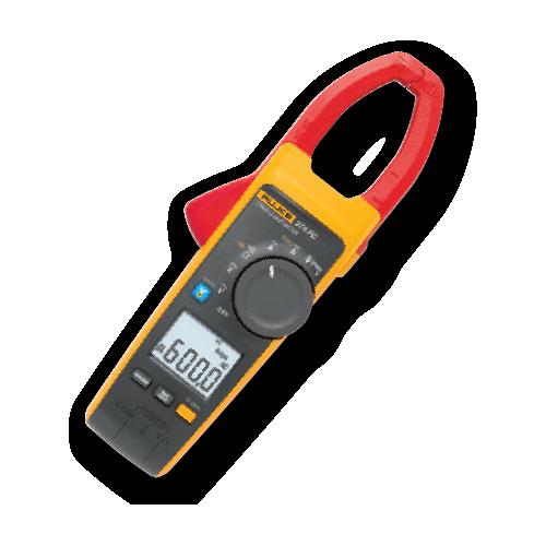 Fluke 374 FC True-rmsAC/DC Clamp Meter
