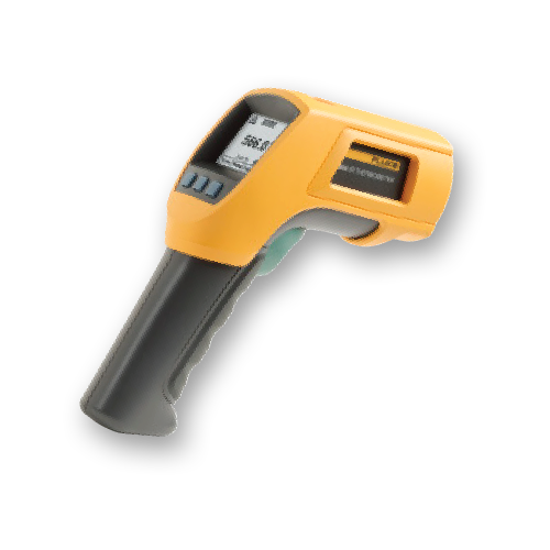 Fluke 566 Infrared andContact Thermometer