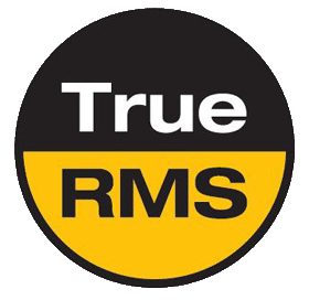 True RMS reading