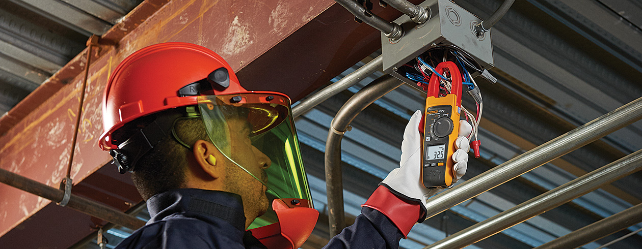 Fluke Clamp Meters: Readings you can rely on