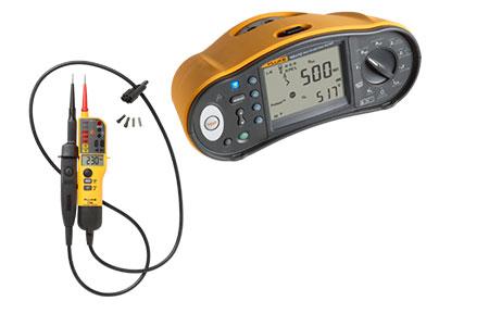 Многофункциональный тестер электроустановок Fluke1664FC