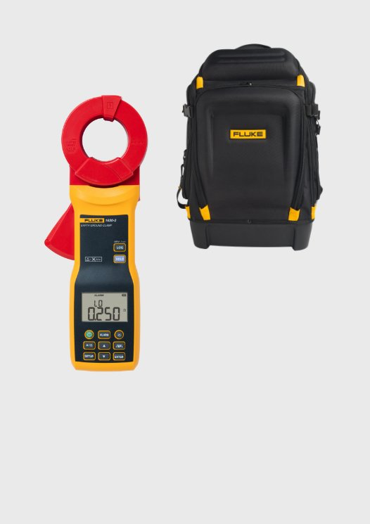 Fluke 1630-2 FC Stakeless Earth Ground Clamp