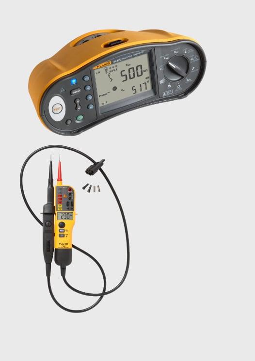 Tester di installazione multifunzione Fluke 1664 FC