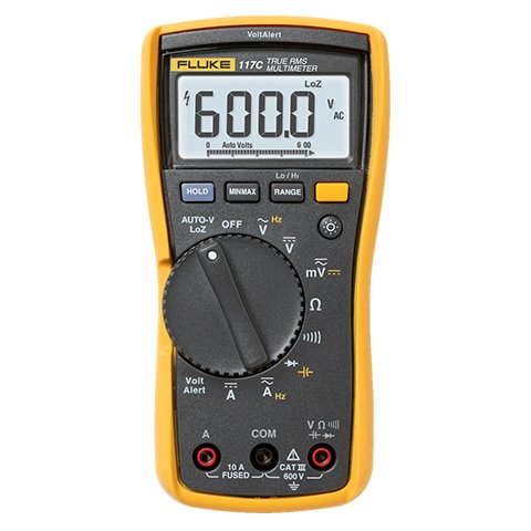 Multimètre TRMS 117