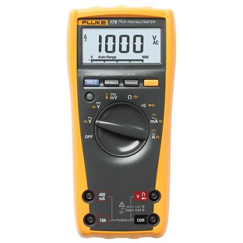 Multimètre numérique TRMS179