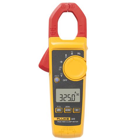 Pince multimètre TRMS325
