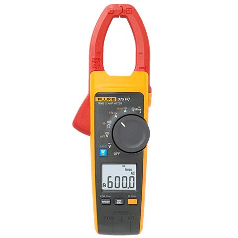 Pince multimètre TRMS375FC