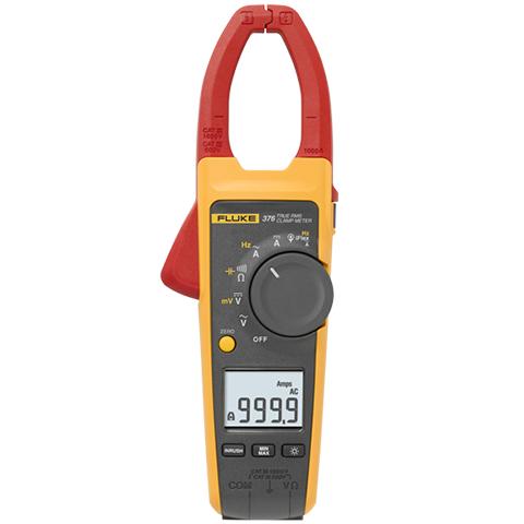 Pince multimètre TRMS376FC