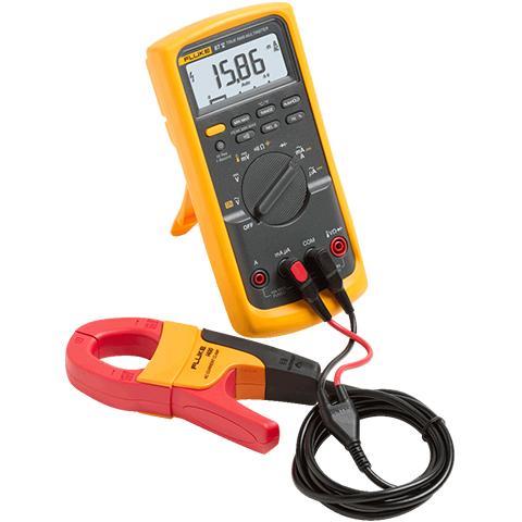 Kit de réparation avec multimètre industriel 87V IMSK
