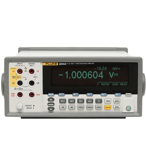 Multimètre de précision à 6,5 chiffres 240V 8845A