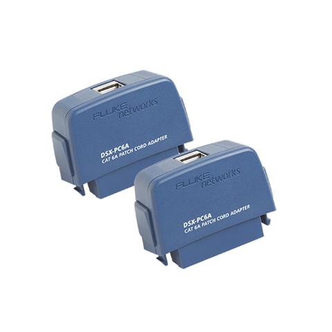 DSX-PC6AS: jeu d´adaptateurs DSX CAT6A avec prises blindées pour cordon de raccordement CAT6A