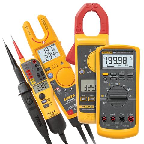 Kit de dépannage multimètre numérique87-5, pince325, testeur électrique, T6-1000, TPTT150