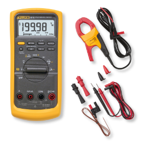 Fluke 87V IMSK industriell multimeter service-kombinationspaket