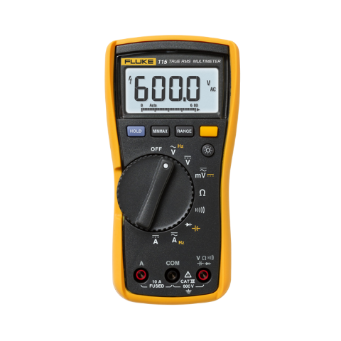 115 True-rms Multimeter