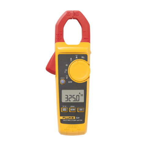 325 True-rms Clamp Meter