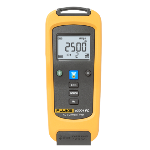 A3001 FC Kit - Fluke Connect Wireless Wechselstrom-Messmodul mit iFlex
