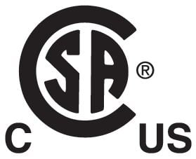 CSA Certified