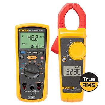 Fluke 1507 Insulation Resistance Tester