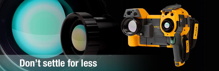 Buy a Fluke Ti300+, Ti401 PRO, Ti480 PRO, TiX501, or TiX580