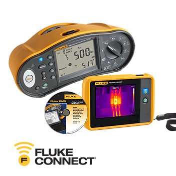 Fluke 1664FC, PTi120 Termal Görüntüleme Cihazı