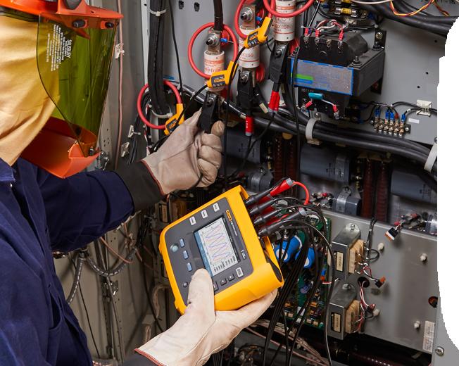 Amp Electrical Data Logger : Registradores trifásicos fluke y estudios