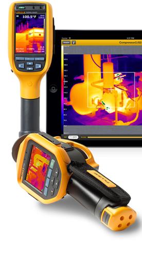 Recevez un iPad Apple® GRATUIT pour l'achat d'une caméra infrarouge Fluke